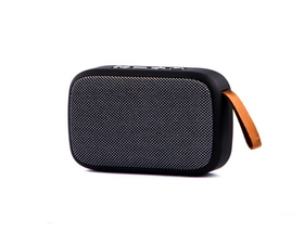 Coolbox CoolJazz Negro Bluetooth