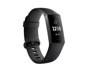 Fitbit Charge 3 Negra