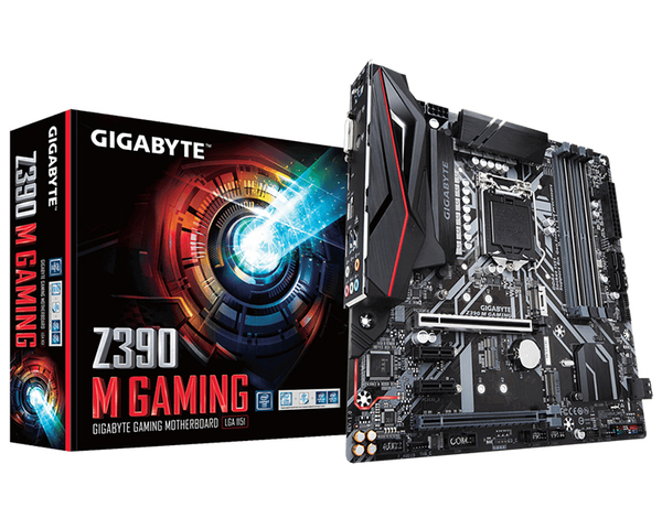 Placa Base Gigabyte Z390 M GAMING