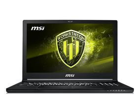 MSI WS63 8SK(Vpro)-008ES i7-8850H/32GB/ 1TB+SSD512GB/ QUADRO P3200/15.6''/Win10 Pro