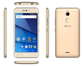 BLU R2 LTE 5.2'' 32GB RAM 3GB Gold