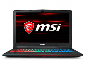 MSI GP63 Leopard 8RE-684XES / i7-8750H / 16GB / 1TB / 15.6""