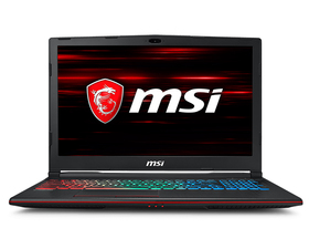 MSI GP63 Leopard 8RE-665XES / i7-8750H / 16GB / 1TB+SSD256 / 15.6""