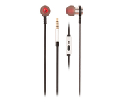 NGS Cross Rally Auriculares Intrauditivos Plata
