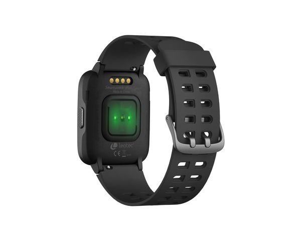 Leotec Multisport Wordfit Smartwatch Negro