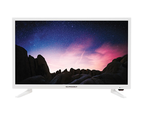"Schneider Rainbow 23.6"" LED HD Blanco"