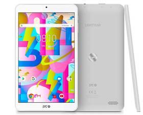 """SPC Lightyear Tablet 8"""" IPS 32 GB Blanco"""