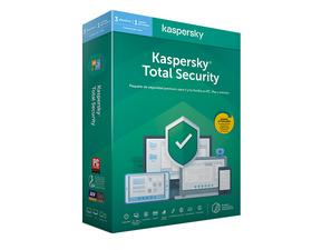 Kaspersky Total Security 2020 3 Licencias 3 Dispositivos 1 año