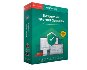 Kaspersky Internet Security 2020 3 Licencias 3 Dispositivos 1 año