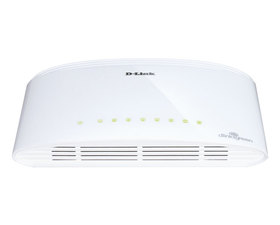 D-LINK DGS-1005D Switch 5 Puertos Gigabit 10/100/1000 Mbps