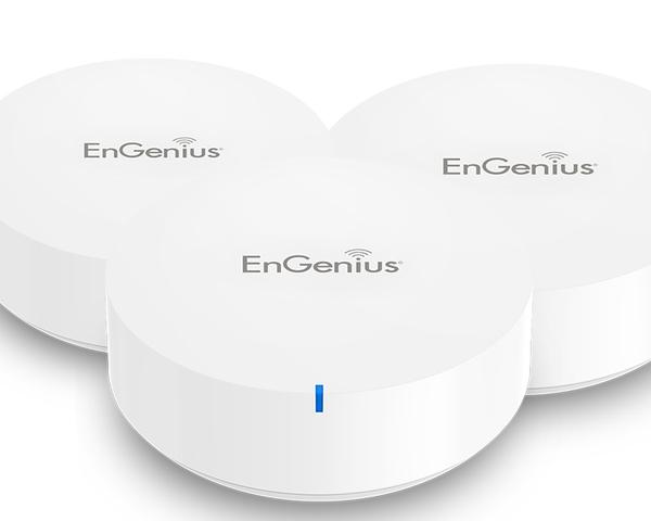 EnGenius EnMesh Sistema WiFi en Malla AC1200 Dual Banda 3 Nodos