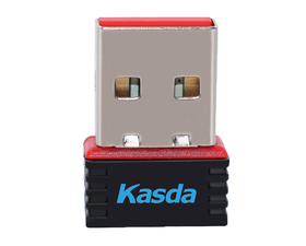 Kasda KW5311 Wireless Adaptador Inalámbrico Nano USB 150Mbps