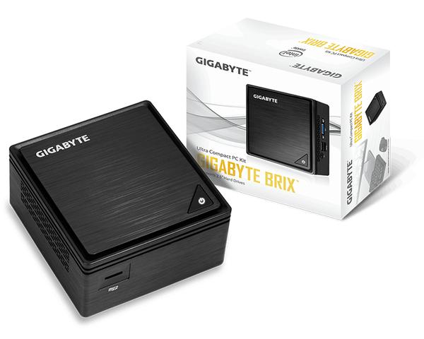 Gigabyte Brix Bpce-3350 Intel Celeron N3350