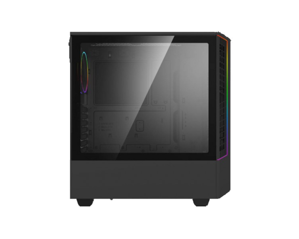 CoolBox DeepVision A-RGB Cristal Templado USB 3.0 Negro