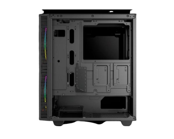 CoolBox DeepRunner A-RGB Cristal Templado USB 3.0 Negro