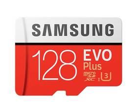 Samsung MicroSD EVO Plus 128GB Clase 10 + Adaptador