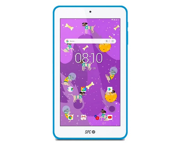 "SPC Laika Tablet 7"" IPS 8GB Azul"