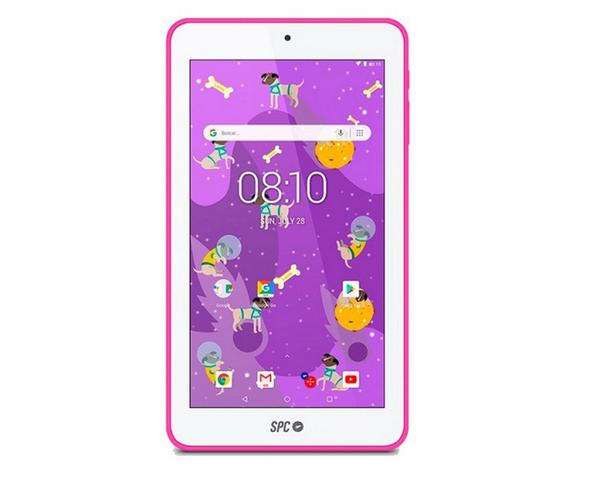"SPC Laika Tablet 7"" IPS 8GB Rosa"