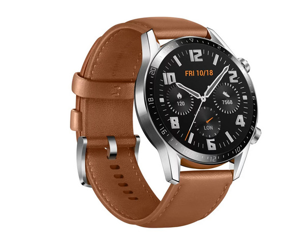 Huawei Watch GT2 46mm Clásico Marrón