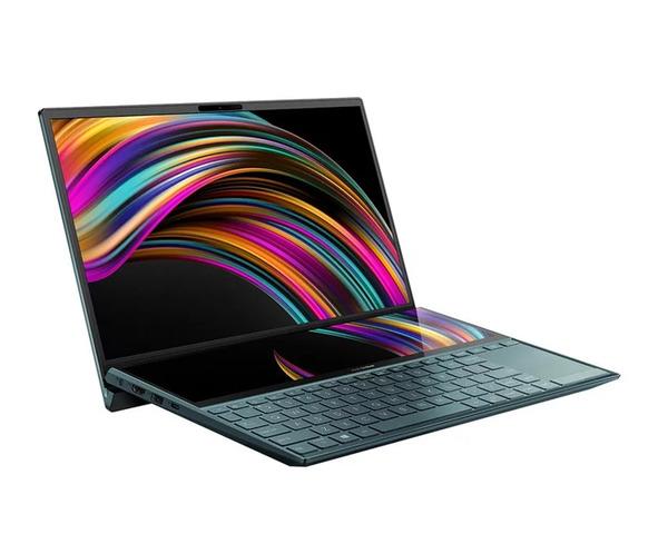 """Asus ZenBook Pro Duo UX481FL-BM021R Intel Core i7-10510U/16GB/1TB SSD/MX 250/ScreenPad Plus/14"""""""