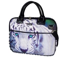 """E-Vitta Trendy White Tiger Maletín para portátiles 15.4""""-16"""""""