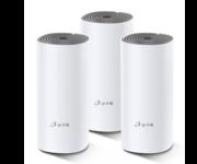 TP-Link Home E4 WiFi Mesh Doble Banda AC1200 Pack 3