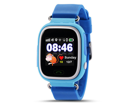 Leotec Kids Way GPS Antipérdida SmartWatch Azul