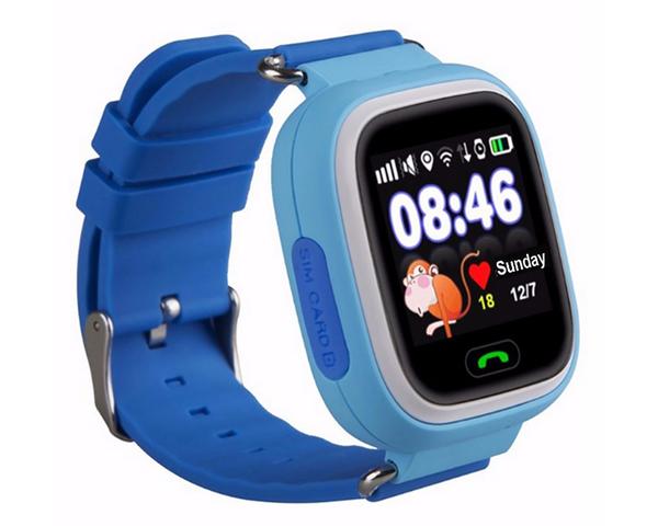 Leotec Kids Way GPS Antipérdida SmartWatch Azul