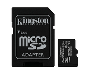 Kingston MicroSD 32GB Canvas Select Plus con Adaptador
