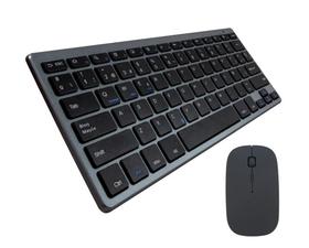 Subblim Dynamic Compact Combo Gris Teclado Bluetooth + Ratón Inalámbrico
