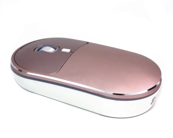Subblim Excellent Ratón Inalámbrico Bluetooth Rosa