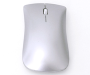 Subblim Elegant Ratón Inalámbrico Bluetooth 1600DPI Plata