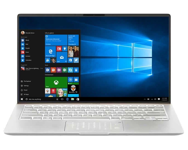 """Asus ZenBook 14 UX434FLC-A5299R Intel Core i7-10510U/ 16GB/ 512GB SSD/ MX250/ ScreenPad/ Win 10 Pro/ 14"""""""