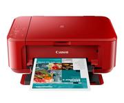 Canon Pixma MG3650 Multifunción Wifi Roja
