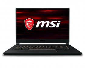 MSI GS65 Stealth 9SD-1426XES Intel Core i7-9750H/ 16GB/ 512GB SSD/ GTX1660 Ti/ 15.6""