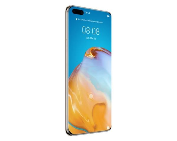Huawei P40 Pro 5G 8/256GB Dorado Libre