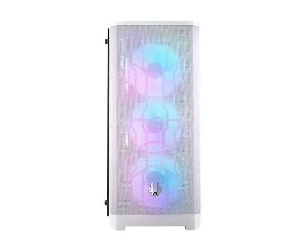 BitFenix Nova Mesh TB Cristal Templado RGB Blanca