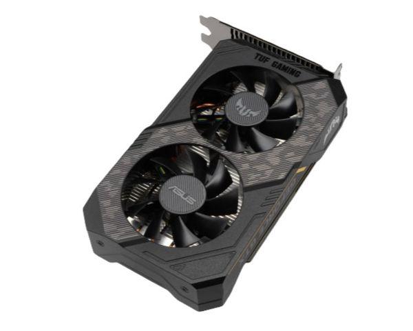 Asus GeForce GTX1650 SUPER TUF Gaming OC 4GB GDDR6