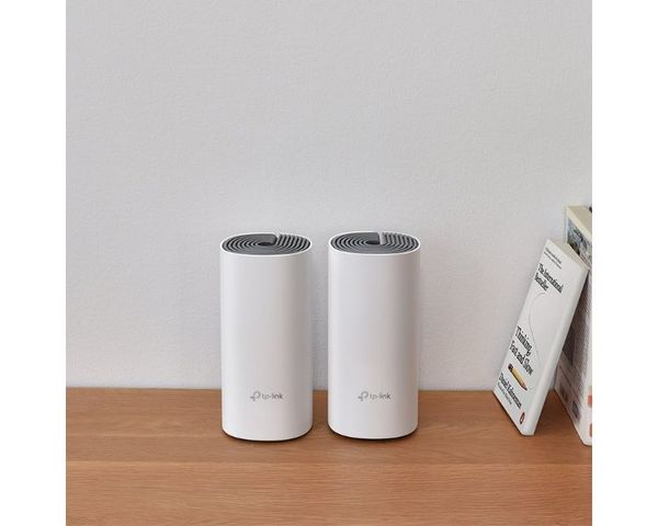 TP-LINK Home WIFI Mesh AC1200 (x2) E4