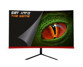 "KeepOut XGM24C+ 24"" Monitor Gaming Curvo LED FullHD 144Hz FreeSync Curvo"