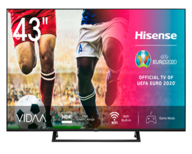 "Hisense 43A7300F 43"" Smart TV UltraHD 4K"