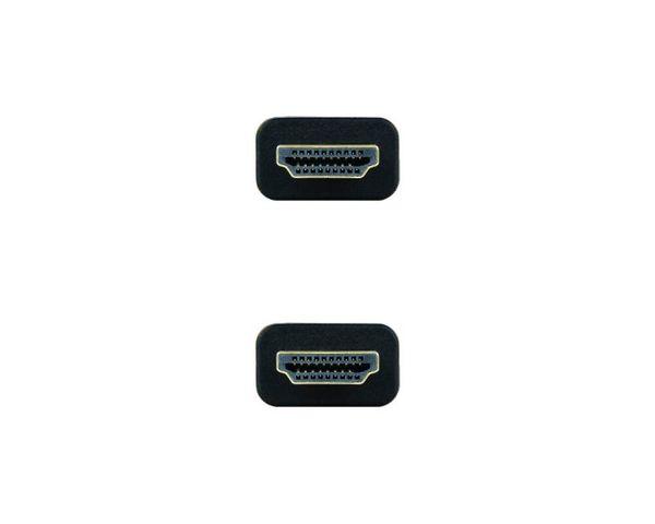 Nanocable Cable HDMI V2.0 4K 60Hz 18Gbps con repetidor Macho/Macho