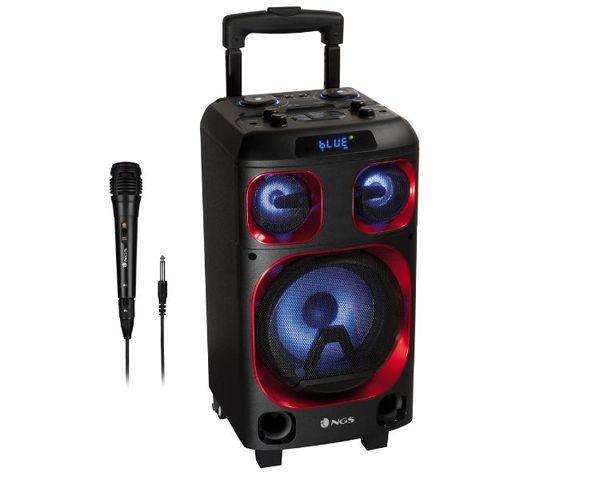 NGS Wild Ska Zero Altavoz Bluetooth 120W