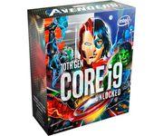 Intel Core i9 10850K Edición Especial Avengers Marvel