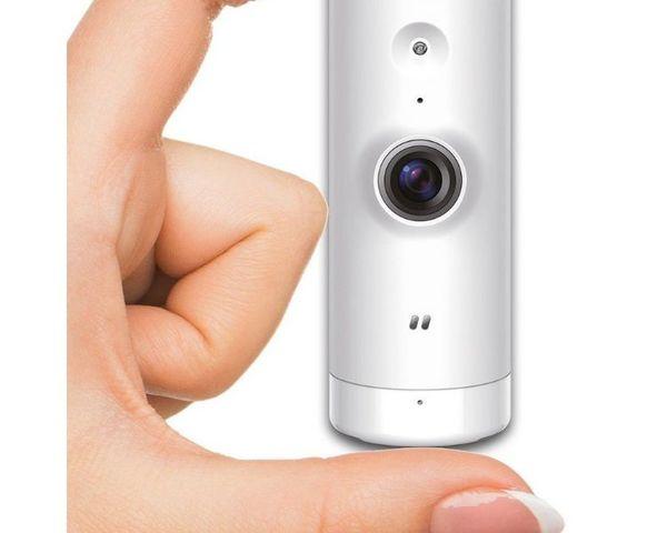 D-Link DCH-8000LH Mini Cámara de Vigilancia WiFi HD