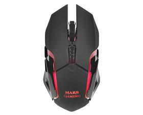Mars Gaming MMW Ratón Gaming Inalámbrico 3200DPI