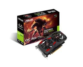 Asus Cerberus GeForce GTX1050 Ti OC Edition 4GB GDDR5