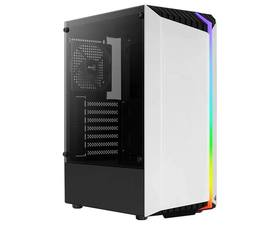 Aerocool Bionic V1 RGB Cristal Templado USB 3.0 Blanca