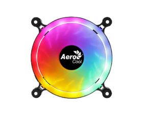Aerocool Spectro 12 RGB 120x120 Ventiladores Auxiliares
