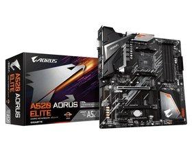 Gigabyte Aorus  A520 Elite